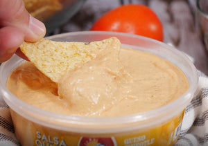 Queso Chipotle - Salsa Queen