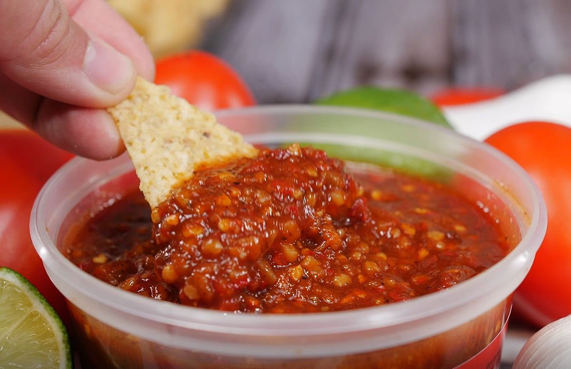 Red Chili - Salsa Queen