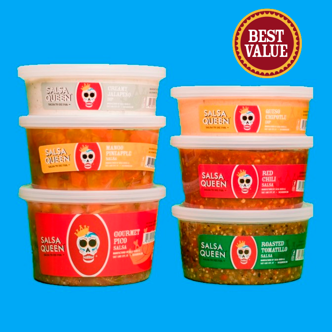 One of Each - Salsa Queen