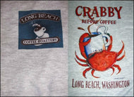 Crabby Before Coffee T-Shirt