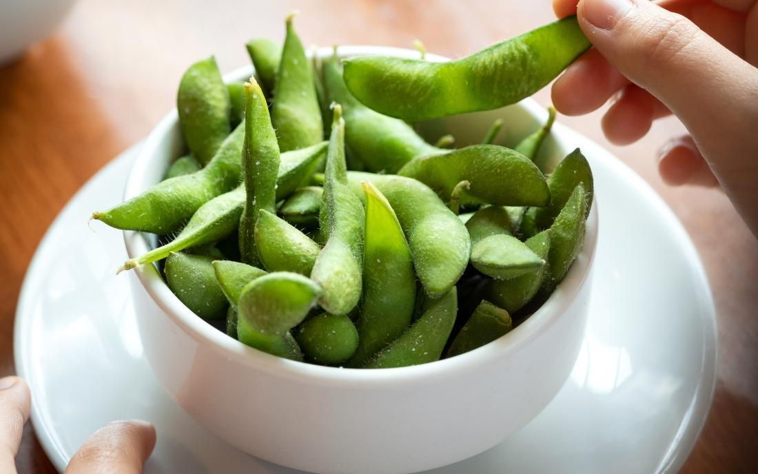 edamame, snack, healthy, diet, benefits, bean, gluten free