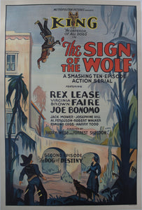 "1931 The Sign of the Wolf - Second Episode ""The Dog of Destiny"""