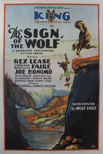 "1931 The Sign of the Wolf - Sixth Episode ""The Wolf Dogs"""