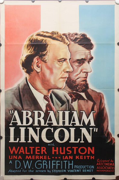 1937 Abraham Lincoln | Artcinema Associates