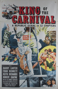 1955 King of the Carnival | A Republic Serial in 12 Chapters