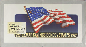 1942 Buy U.S. War Savings Bonds & Stamps Now
