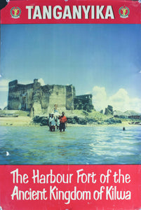 Tanganyika | The Harbor Fort of the Ancient Kingdom of Kilwa