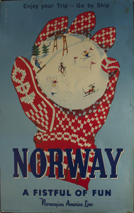 Norway | A Fistful of Fun | Norwegian American Line