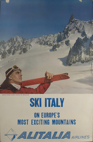 Ski Italy | On Europe's Most Exciting Mountains | Alitalia Airlines