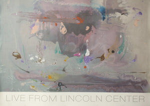 2000 Live from Lincoln Center by Helen Frankenthaler