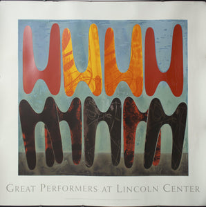 1998 Great Performers At Lincoln Center