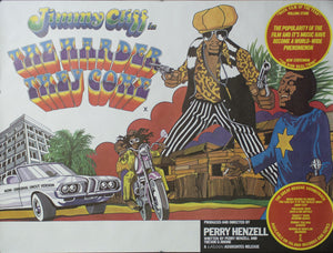 r. 1977 Jimmy Cliff in The Harder They Come