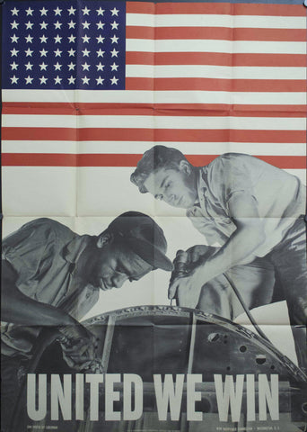 1942 United We Win by Alexander Liberman