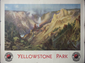 1924 Yellowstone Park Line | Northern Pacific