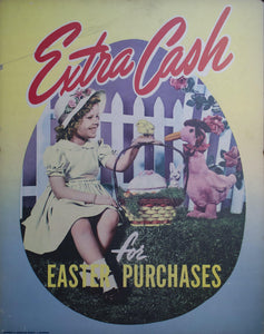 Extra Cash for Easter Purchases
