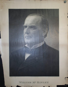 1896 William McKinley by William Edgar Marshall