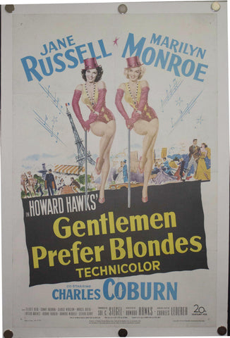 1953 Gentlemen Prefer Blondes