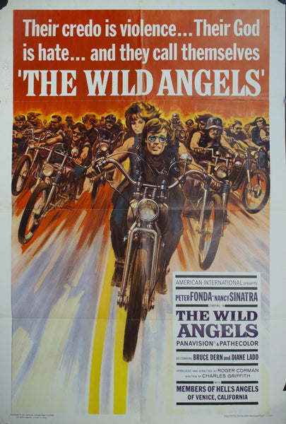1966 The Wild Angels