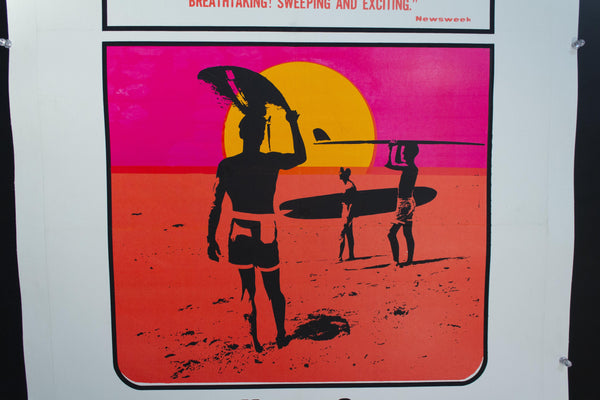1966 The Endless Summer Day-Glow - Golden Age Posters