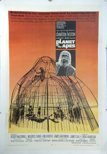 1968 Planet of the Apes