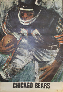 1966 NFL Chicago Bears by David Boss