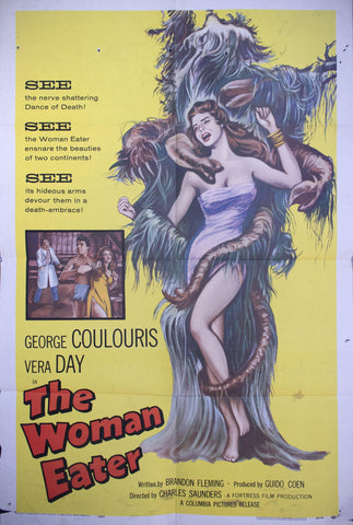 1959 The Woman Eater
