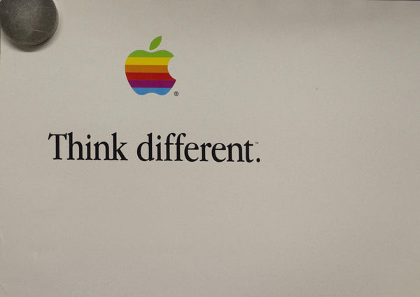 1998 Apple Think Different Maria Callas