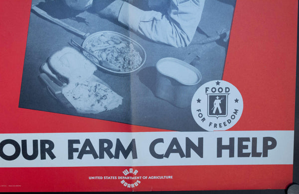 1942 He Eats A Ton A Year | Your Farm Can Help