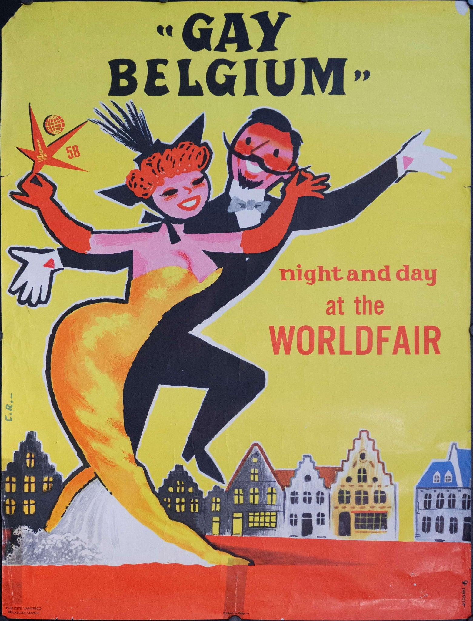 1958 Gay Belgium World Fair