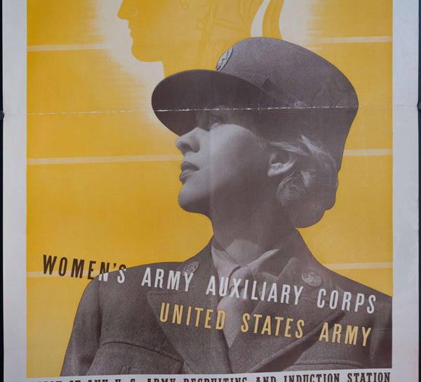 1942 This is Our War… Join the WAAC | Women's Army Auxiliary Corps