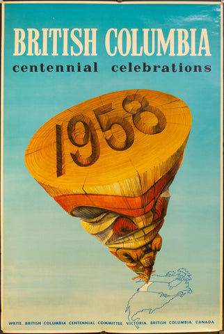1958 British Columbia Centennial Celebrations