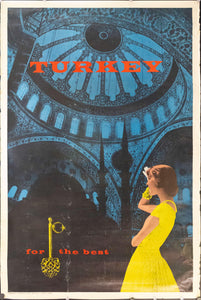 c. 1956 Turkey For The Best