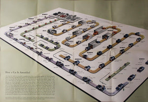 1953 How A Car Is Assembled by Antonio Petruccelli Ford Motor Company