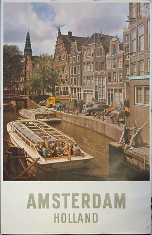 1950s Amsterdam | Holland