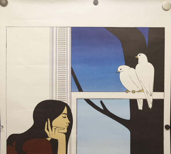 1976 United States Olympic Committee by Will Barnet Montreal Olympics