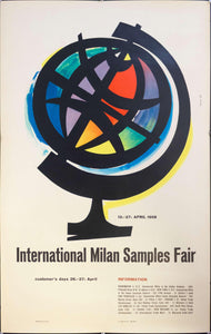 1958 International Milan Samples Fair