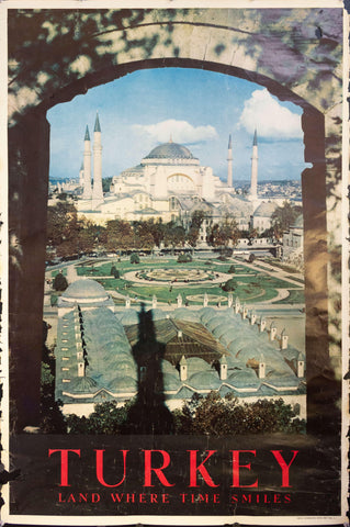 1950s Turkey | Land Where Time Smiles