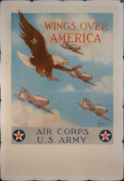 1939 Wings Over America | Air Corps U.S. Army