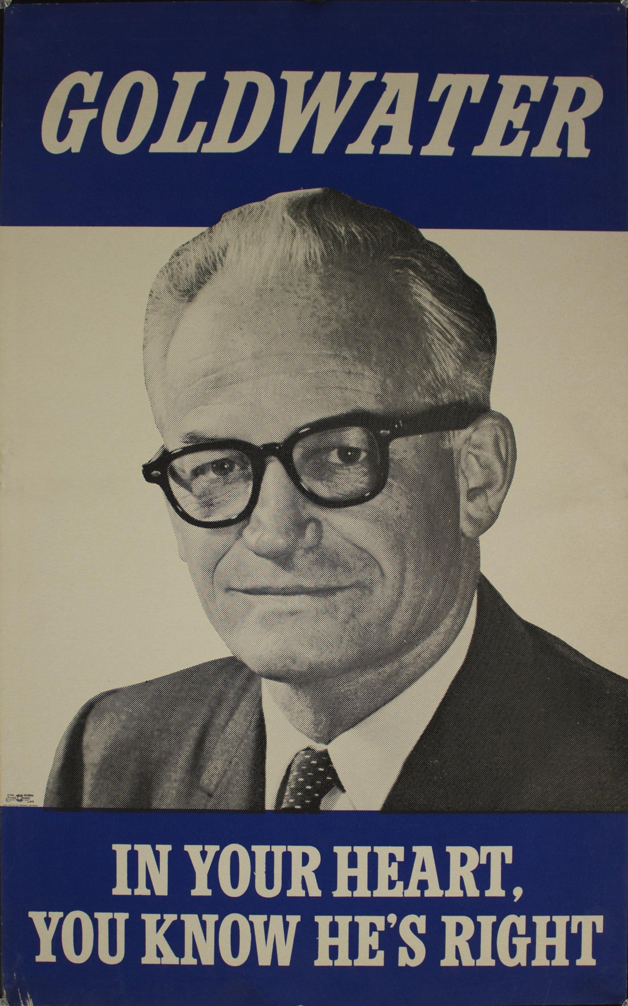 1964 Goldwater | In Your Heart, You Know He's Right
