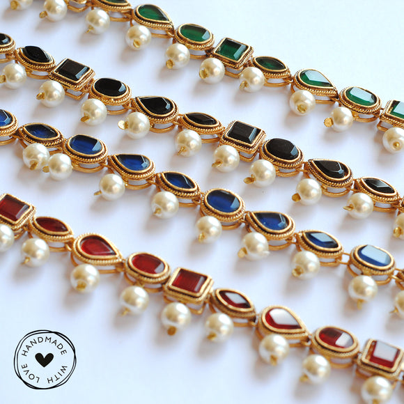 Traditional Kundan Choker