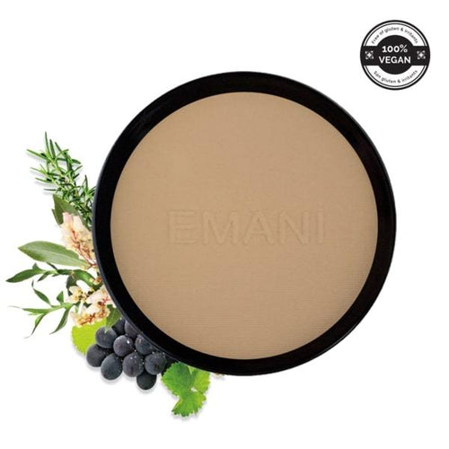 HD Bamboo Setting Powder | Emani Essentials | 100% Vegan | Natural |
