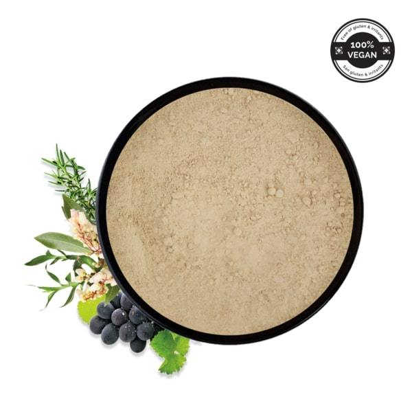 270 Ivory (Porcelain) Perfecting Crushed Foundation | 270 | Ivory | 100% Vegan | Gluten Free