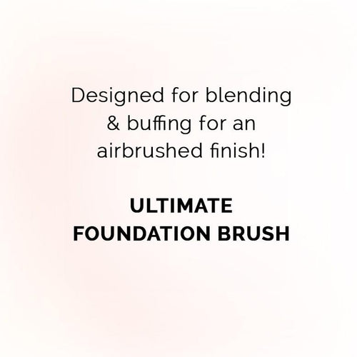 Duo Foundation Brush