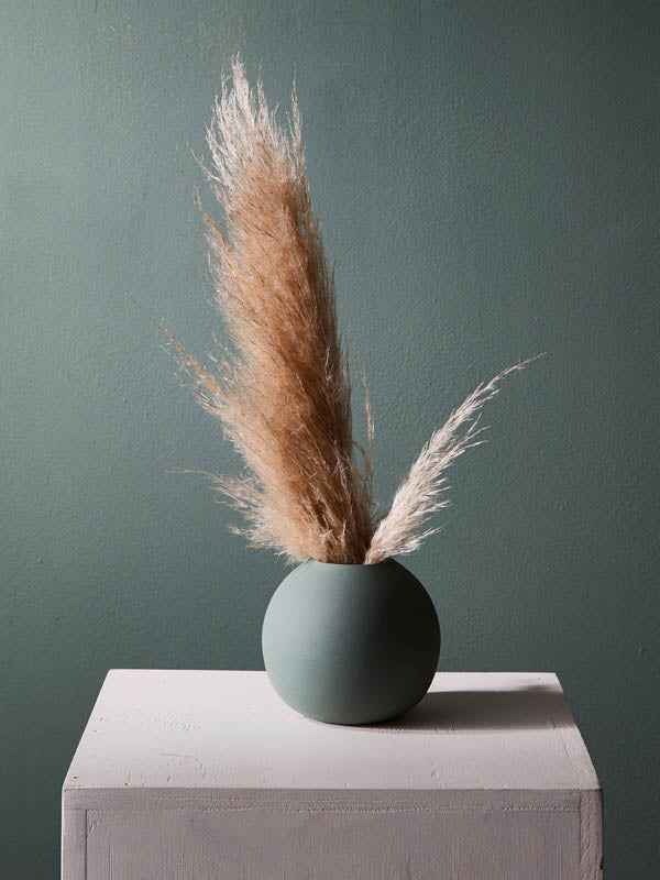Marmoset Found | Cloud Bubble Vase - Moss