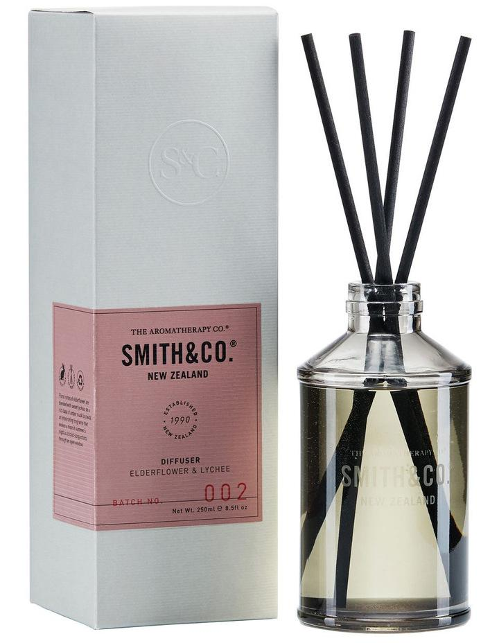 Smith & Co | Elderflower & Lychee Diffuser