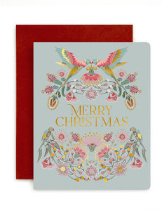 Bespoke Letterpress | Merry Christmas