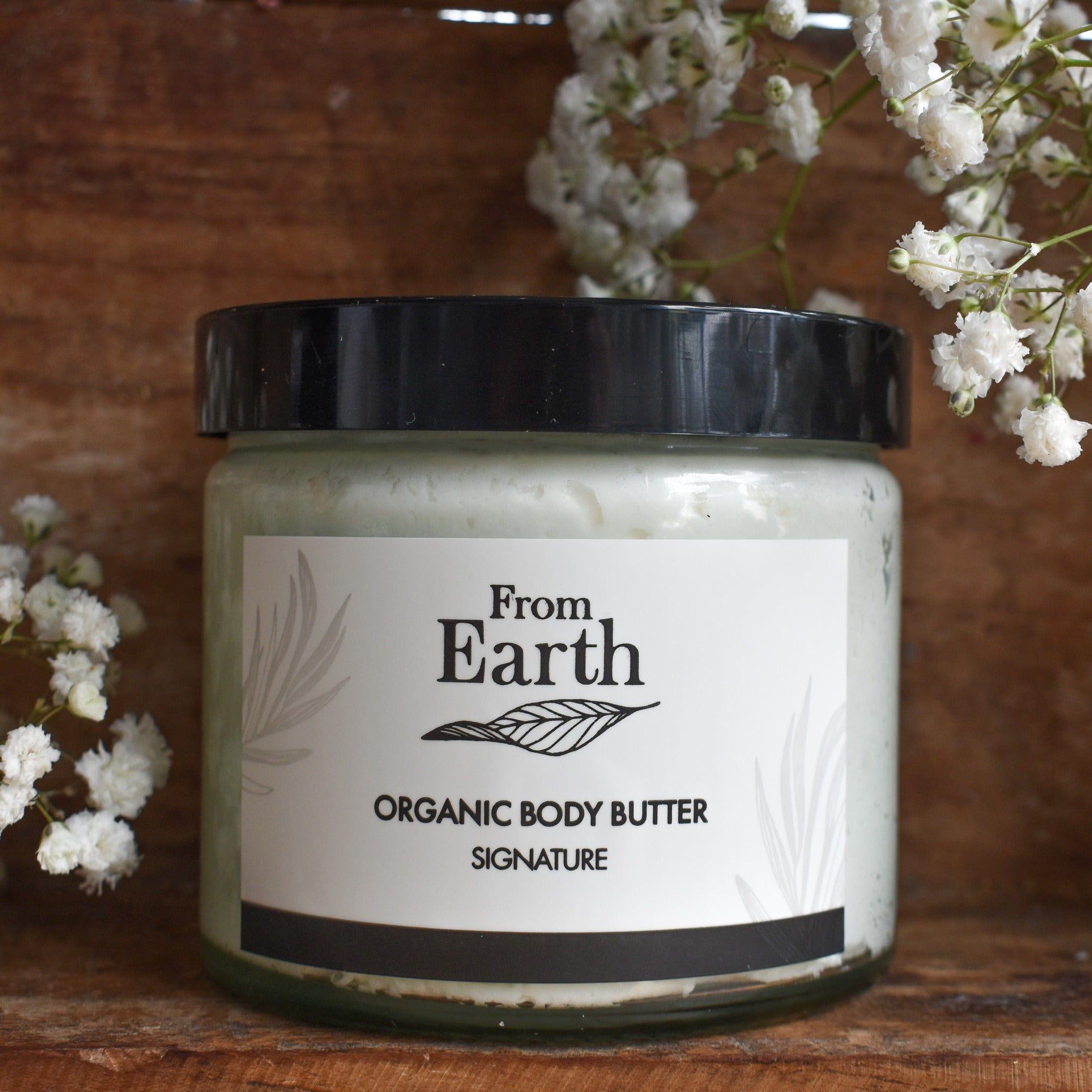 From Earth | Organic Body Butter Signature