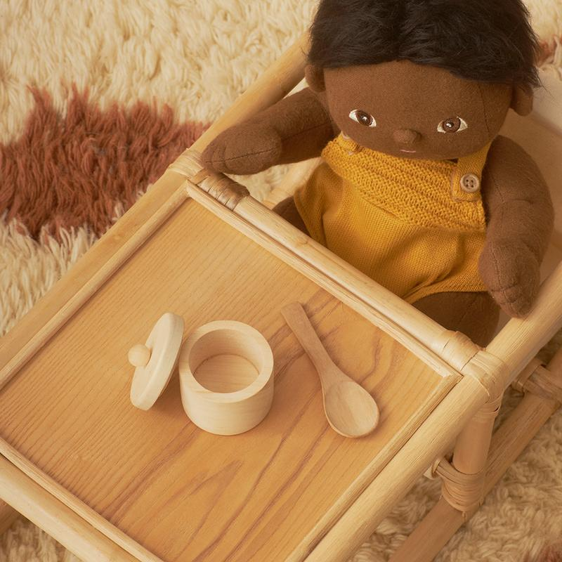 Olli Ella || Dinkum Doll Feeding Set