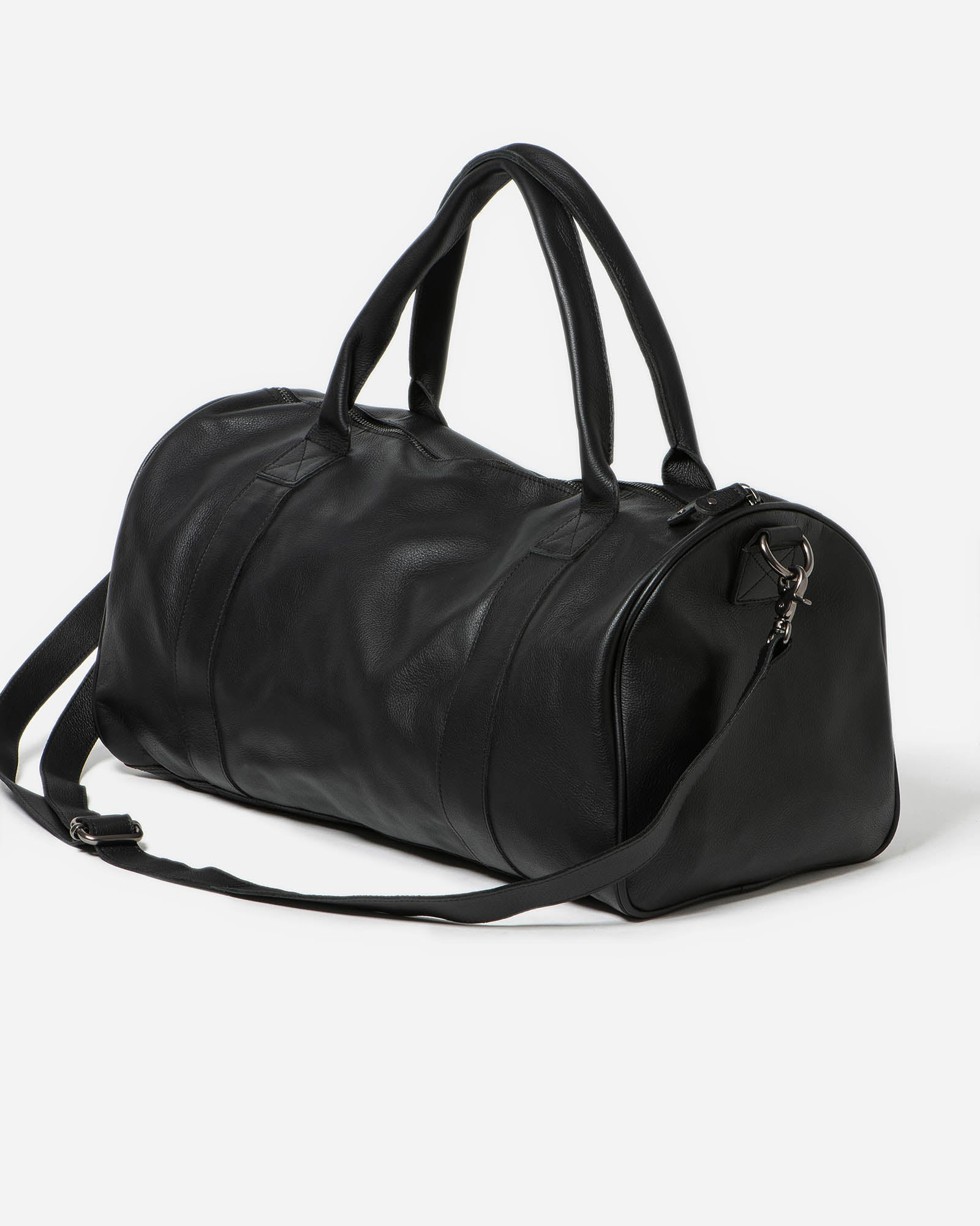 Stitch & Hide | Globe Weekender Bag
