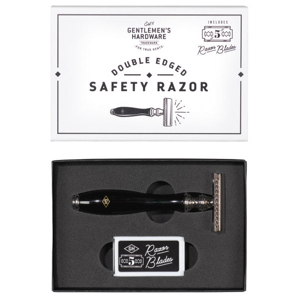 Gentlemans Hardware - Double Edged Safety Razor